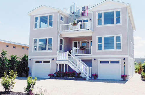 Single Family for Sale at 206 Carter Avenue Point Pleasant Beach, New Jersey 08742 United States