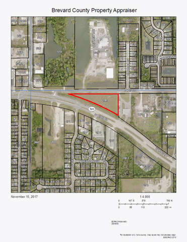 Land for Sale at 0 Unknown Cocoa, Florida 32926 United States