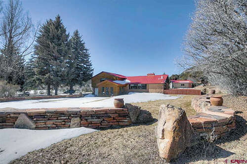 Single Family for Sale at 18521 Hwy 145 Dolores, Colorado 81323 United States