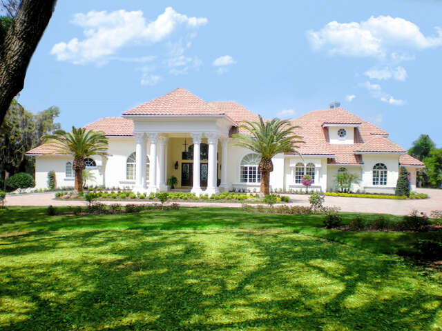Single Family for Sale at 2011 Country Club Dr Eustis, Florida 32726 United States