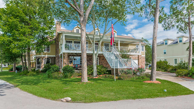 Single Family for Sale at 203 W Shore Drive Clear Lake Shores, Texas 77565 United States