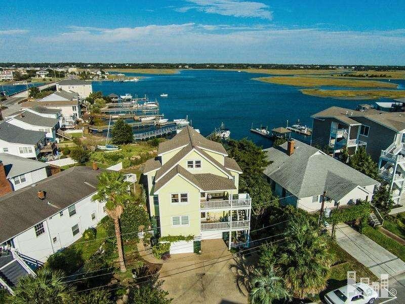 Multi Family for Sale at 3 Lagoon Drive Wrightsville Beach, North Carolina 28480 United States