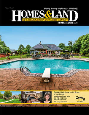 HOMES & LAND Magazine Cover. Vol. 07, Issue 01, Page 19.