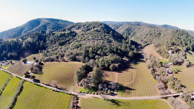 Single Family for Sale at 9101 West Dry Creek Road Healdsburg, California 95448 United States
