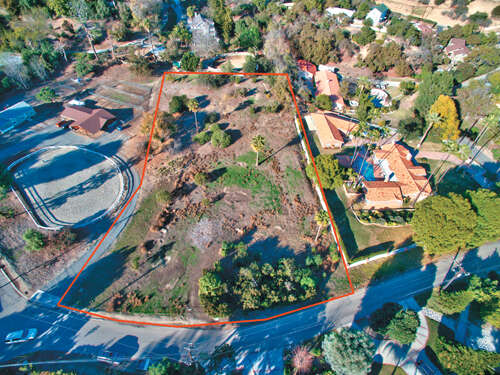 Land for Sale at 1798 Tumin Road La Habra Heights, California 90631 United States