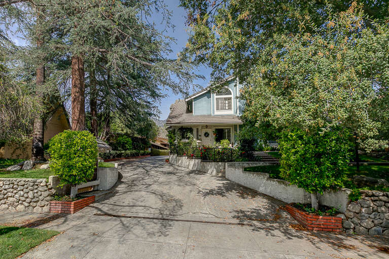 Single Family for Sale at 673 W, Sierra Madre Blvd Sierra Madre, California 91024 United States