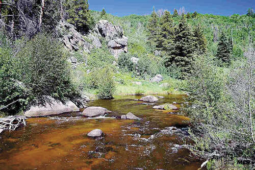 Land for Sale at Tbd County Road 16 Oak Creek, Colorado 80467 United States