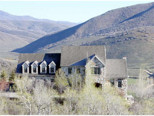 Single Family for Sale at 4047 W Moose Hollow Rd Park City, Utah 84098 United States