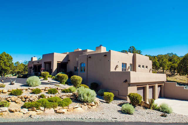 Single Family for Sale at 131 Copper Canyon Alto, New Mexico 88312 United States
