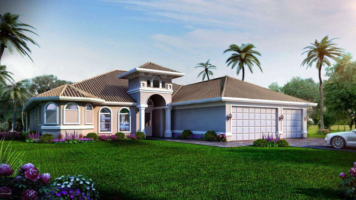 Single Family for Sale at 1161 Italia Court Melbourne, Florida 32940 United States
