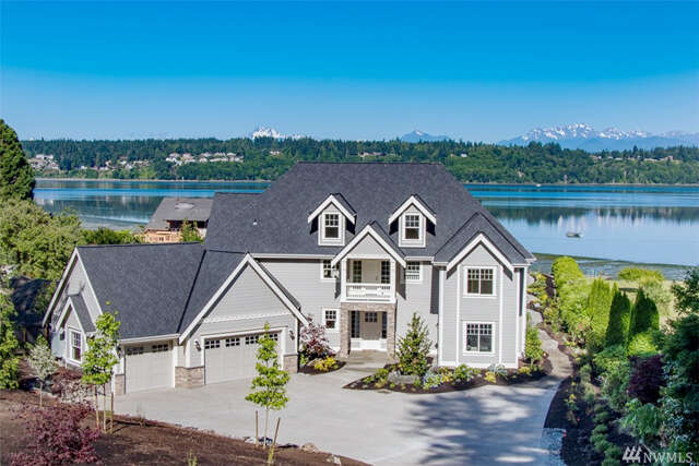 Single Family for Sale at 11237 Battle Point Dr NE Bainbridge Island, Washington 98110 United States