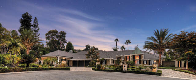 Single Family for Sale at 26002 Via Arboleda San Juan Capistrano, California 92675 United States