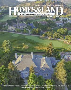 HOMES & LAND Magazine Cover. Vol. 21, Issue 12, Page 13.
