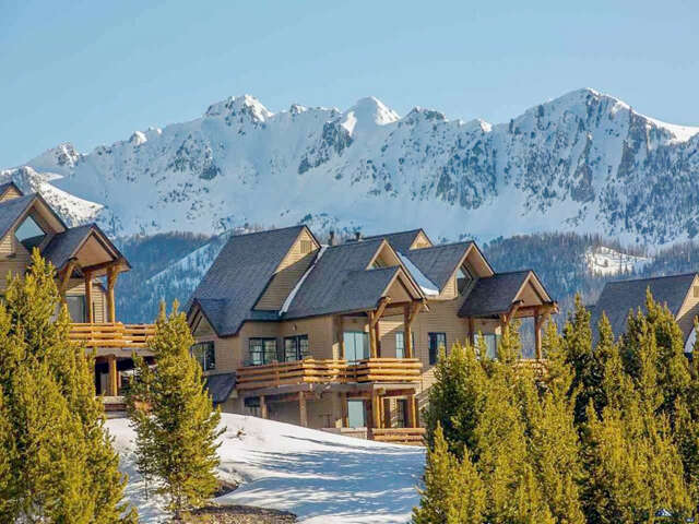 Single Family for Sale at Lower Saddle Ridge Rd Big Sky, Montana 59716 United States