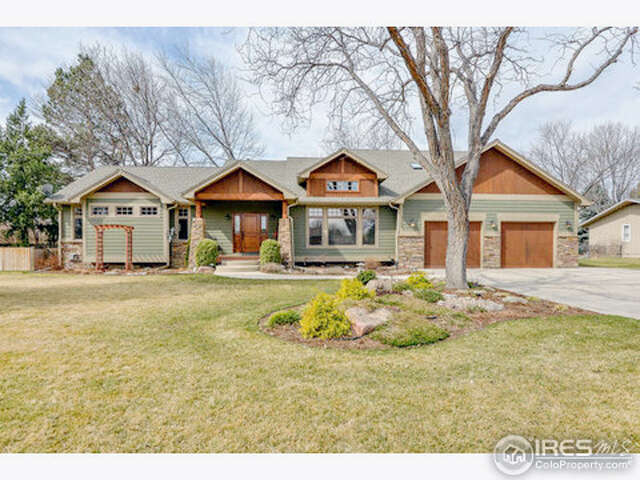 Single Family for Sale at 4985 Hogan Dr Fort Collins, Colorado 80525 United States