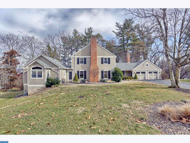 Single Family for Sale at 8 Trent Place Wyomissing, Pennsylvania 19610 United States
