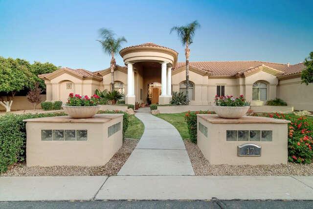 Single Family for Sale at 4122 E Mclellan Road Mesa, Arizona 85205 United States