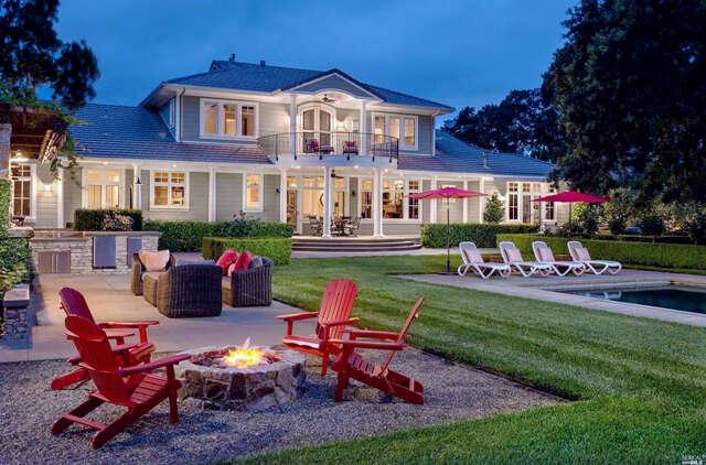 Single Family for Sale at 345 Silverado Trail Calistoga, California 94515 United States