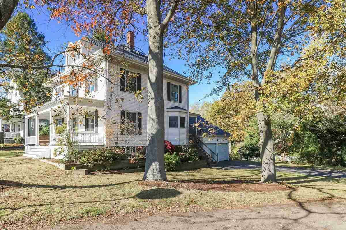 Single Family for Sale at 35 Middle Road Portsmouth, New Hampshire 03801 United States