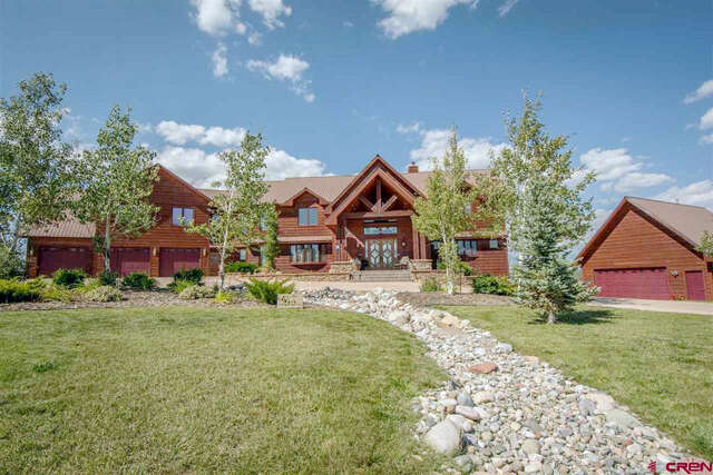Single Family for Sale at 316 Capricho Circle Pagosa Springs, Colorado 81147 United States