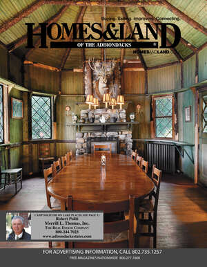 HOMES & LAND Magazine Cover. Vol. 09, Issue 05, Page 13.
