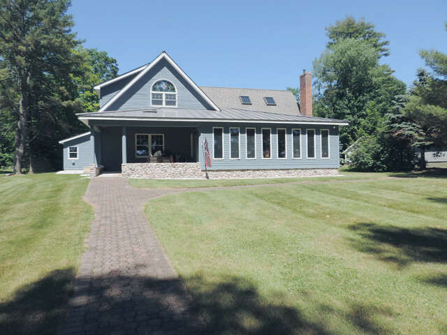 Single Family for Sale at 335 Kinni Kinnic Lane Poultney, Vermont 05764 United States