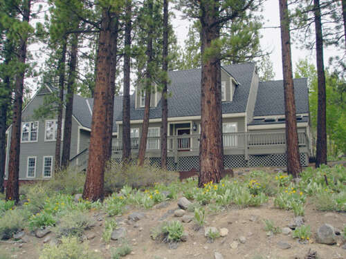 Single Family for Sale at 306 Skidder Trail Truckee, California 96161 United States