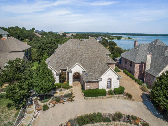 Single Family for Sale at 3126 Overlook Circle Highland Village, Texas 75077 United States