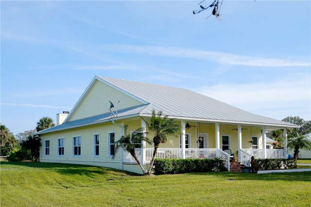 Single Family for Sale at 4776 Dunn Road Fort Pierce, Florida 34981 United States