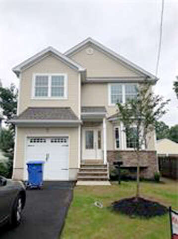 Single Family for Sale at 93 Fiume St Iselin, New Jersey 08830 United States