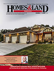 HOMES & LAND Magazine Cover. Vol. 16, Issue 03, Page 15.