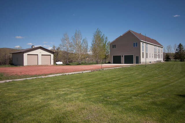 Single Family for Sale at 209 Pompey Creek Road Banner, Wyoming 82832 United States