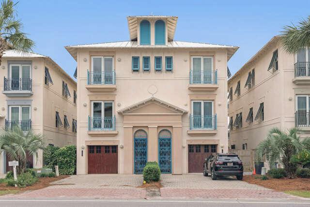 Single Family for Sale at 1901 Scenic Gulf Drive # 1901 Miramar Beach, Florida 32550 United States