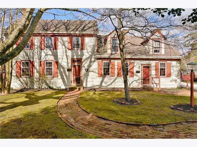 Single Family for Sale at 420 Kings Highway Lewes, Delaware 19958 United States