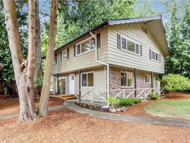 Single Family for Sale at 19816 8th Ave NW Shoreline, Washington 98177 United States