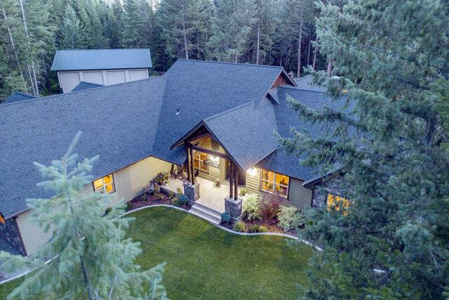 Single Family for Sale at 22129 N El Dorado Dr Rathdrum, Idaho 83858 United States