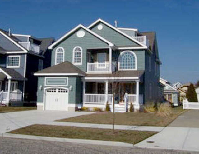 Single Family for Sale at 118 E Atlantic Blvd Ocean City, New Jersey 08226 United States