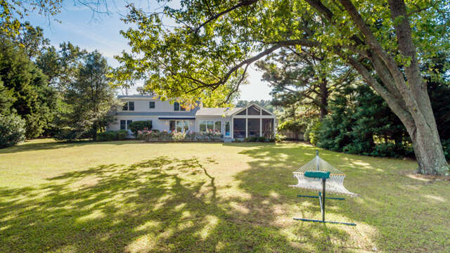 Single Family for Sale at 133 Chiltons Point Road Lancaster, Virginia 22503 United States