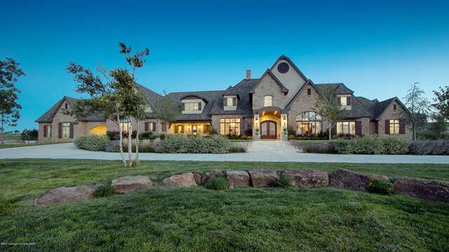 Single Family for Sale at 9 Stoneridge Dr Amarillo, Texas 79124 United States