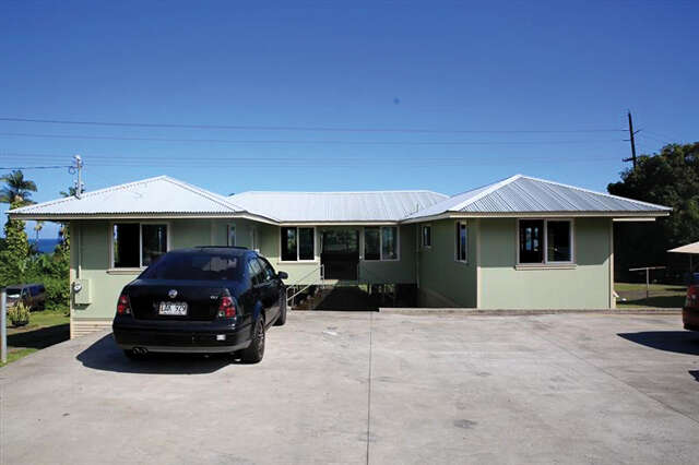 Multi Family for Sale at 474-A Wainaku St Hilo, Hawaii 96720 United States