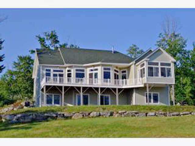 Single Family for Sale at 119 Upper Mile Point Road Meredith, New Hampshire 03253 United States