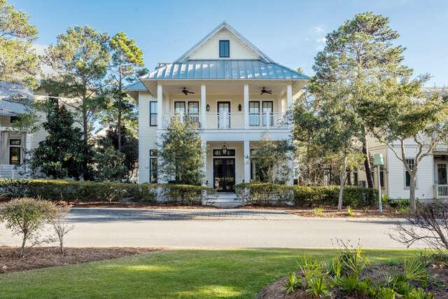 Single Family for Sale at 23 High Street Santa Rosa Beach, Florida 32459 United States