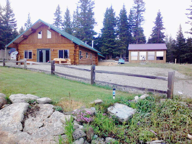 Single Family for Sale at 357 Smith Creek Road Wilsall, Montana 59086 United States