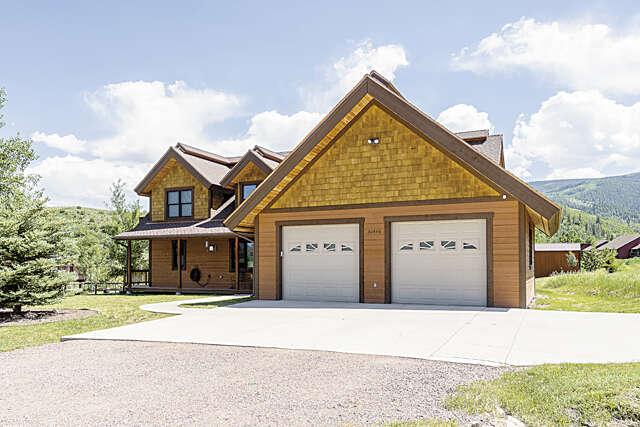 Single Family for Sale at 30540 Ormega Way Oak Creek, Colorado 80467 United States
