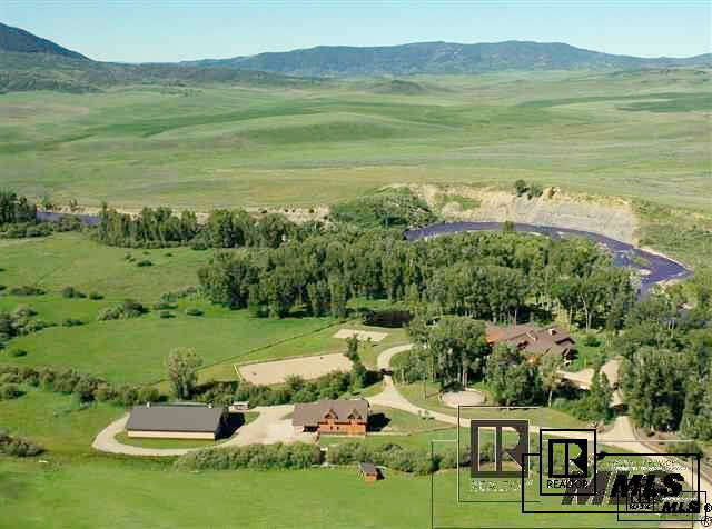 Single Family for Sale at 25563 Rcr 54 Steamboat Springs, Colorado 80487 United States