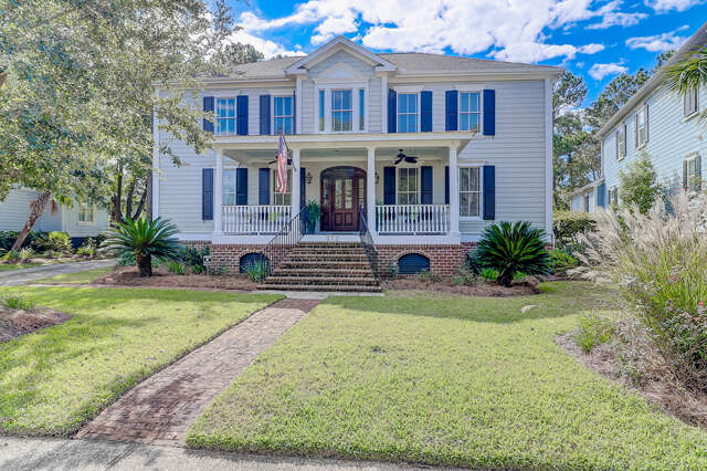 Single Family for Sale at 372 Evian Way Mount Pleasant, South Carolina 29464 United States