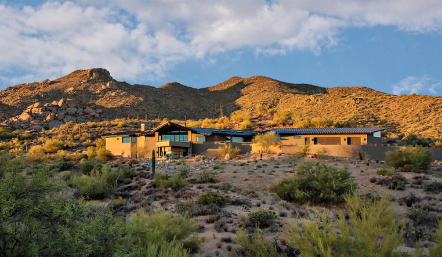 Single Family for Sale at 37251 Nighthawk Way Carefree, Arizona 85377 United States