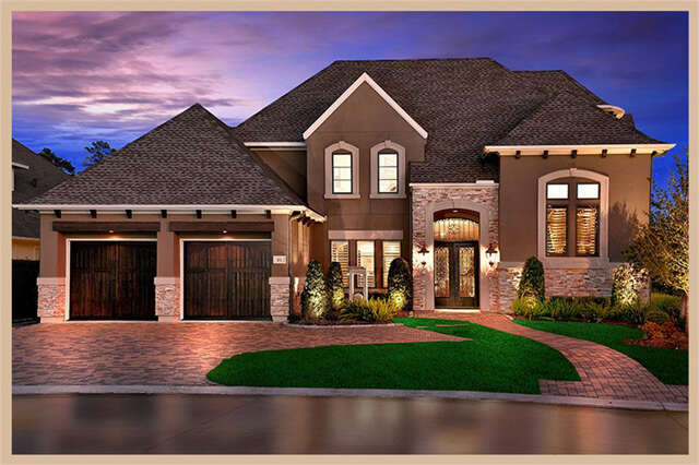 Single Family for Sale at 11 Broadwater Court The Woodlands, Texas 77381 United States