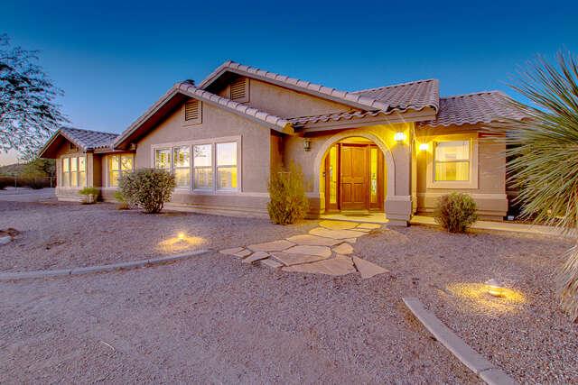 Single Family for Sale at 9057 N Bobwhite Lane Casa Grande, Arizona 85194 United States