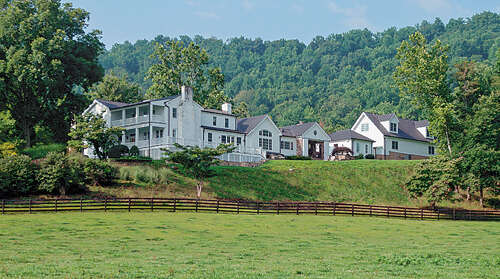 Single Family for Sale at 737 Quarker Run Road Madison, Virginia 22727 United States